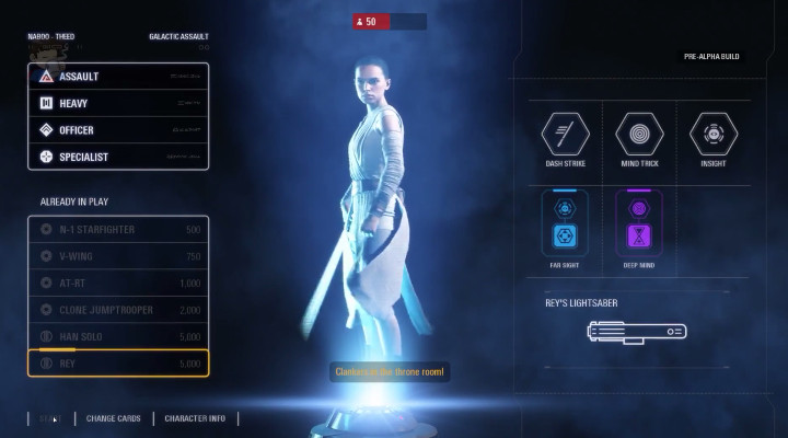 Star Wars Battlefront 2 Leaked Rey Footage