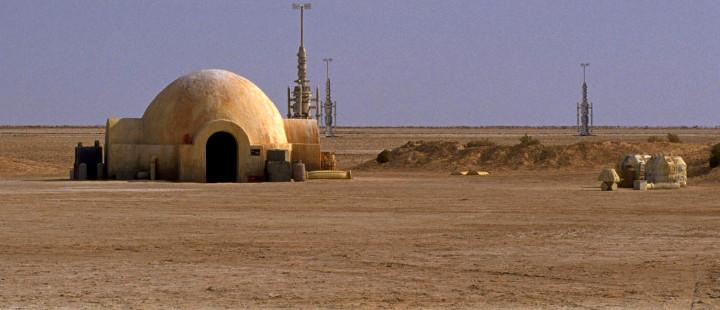 Tatooine Moisture Farm
