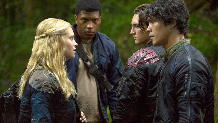 the 100 show