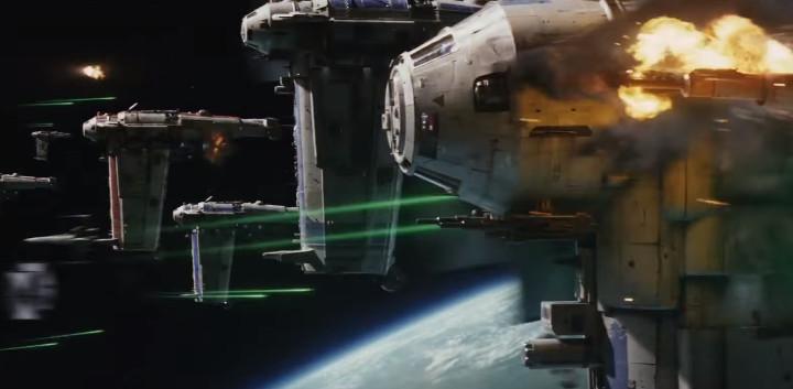 The Last Jedi Bombers