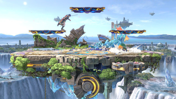 The Ten Best Battlefield Stages in Super Smash Bros