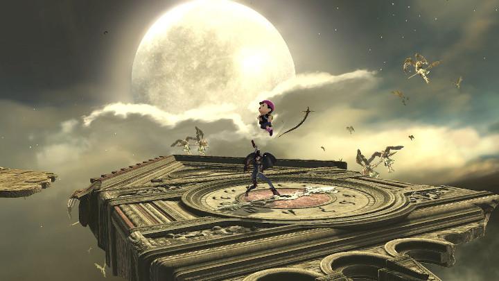 Super Smash Bros Ultimate - Umbra Clock Tower