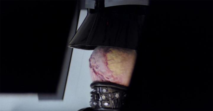 Star Wars - Vader Helmet