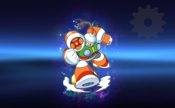 Super Smash Bros Ultimate - Wind Man