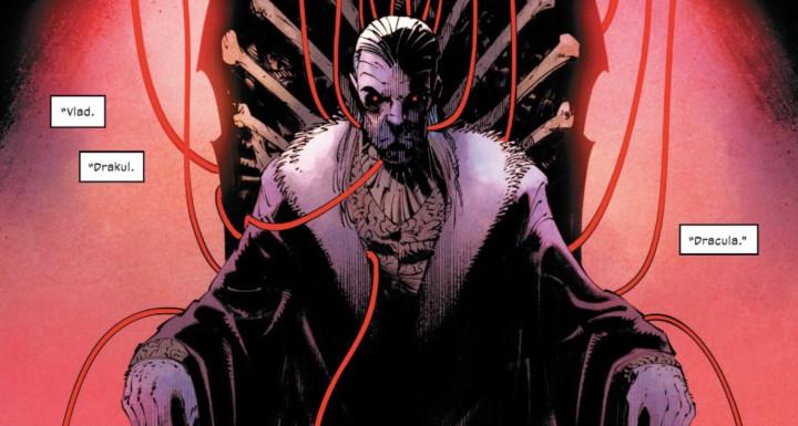 Wolverine - Dracula