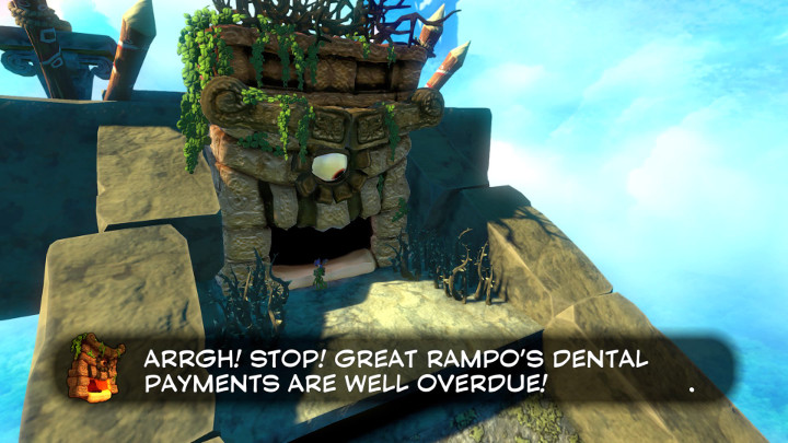 Yooka-Laylee Great Rampo