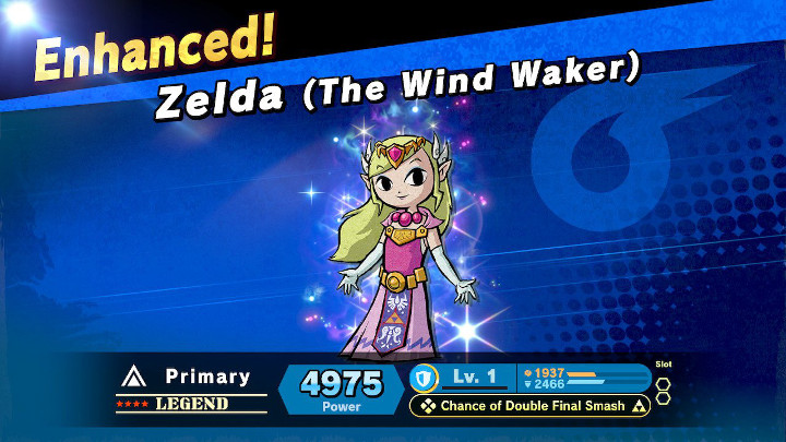 Super Smash Bros Ultimate - Legendary Zelda Spirit